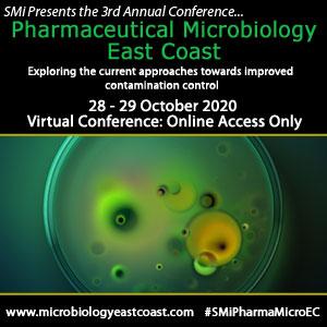 Pharma Microbiology East Coast banner