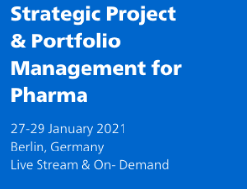 20th Annual Strategic Project & Portfolio Management for Pharma